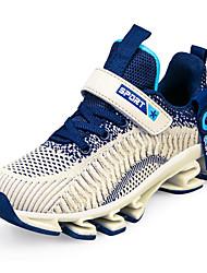 abordables -Garçon / Fille Confort Flyknit Chaussures d'Athlétisme Grands enfants (7 ans et +) Course à Pied / Marche Noir / Rose / Beige Printemps / Automne