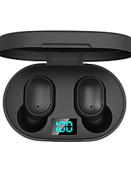 cheap -LITBest LXE6S TWS Earbuds Wireless Earphones with LED Battery Display Bluetooth 5.0 Cordless Headphone Noise Reduction Invisible Headset Mini Earbuds