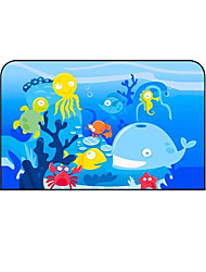 cheap -Car side window sunshade cover cartoon underwater baby kids sun screen heat UV rays magnetic shield sun shades
