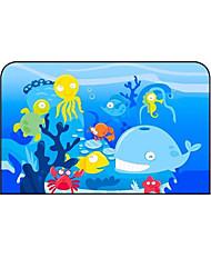 Недорогие -боковое окно автомобиля солнцезащитный козырек мультфильм подводный ребенок дети солнцезащитный экран тепло уф лучи магнитный щит солнцезащитные шторы
