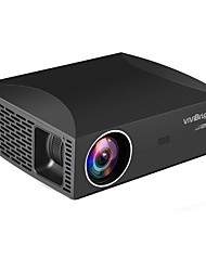 cheap -VIVIBRIGHT F30 Full HD Projector,1920x1080P Pixel,3D LED LCD Beamer for Home Theater. Android Version F30UP Supports 4K Video 5G WiFi Bluetooth HDMI USB Android System
