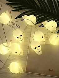 cheap -LED Lights Plastic Shell 1 set Halloween