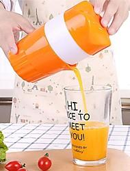 cheap -Hot Portable 300ml Manual Citrus Juicer for Orange Lemon Fruit Squeezer Original Juice for Child Potable Juicer Blender for home