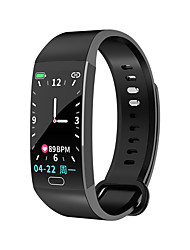 cheap -RD11 Color Screen Smart Bracelet Heart Rate Blood Pressure Sleep Monitor Smart Band Bluetooth IP67 Sports Watch for IOS Android