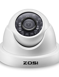 cheap -ZOSI 5MP TVI 1/2.5 Indoor & Outdoor CMOS Dome Camera Infrared Night Vision H.265 Waterproof IP67