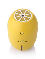 cheap -Lemon Night Lamp Humidification Creative Car Desktop Mini Humidifier Purifying Air Humidifier