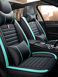 cheap -Shangxiang Car seat cushion new four seasons general purpose leather winter linen comfortable breathable seat cushion/Adjustable and Removable/Family car/SUV