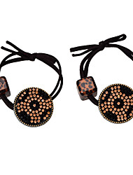 cheap -Women's Basic Trendy Fashion Imitation Diamond Alloy Resin Hair Jewelry School Date