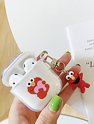 cheap -Case For AirPods Lovely Headphone Case Soft