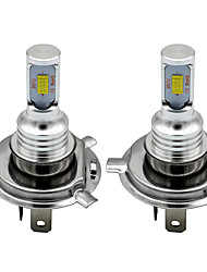 cheap -2pcs H7 H8 H11 9005 9006 HB4 H1 H3 3570 Chip Canbus External Led Bulb Car Led Fog Driving Lights Lamp Light Source 12-24V