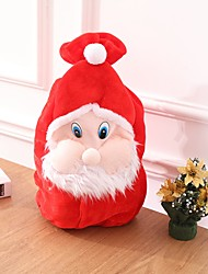cheap -Santa Big Sack Big Stockings Gift Bags HO Christmas Gifts Christmas Bags