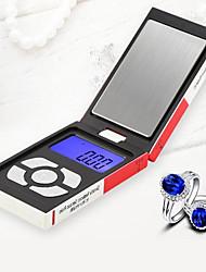 Недорогие -0,5 г-500 г портативный автоматический выключатель ЖК-цифровой экран цифровые ювелирные весы мини карманные цифровые весы для офиса и обучения домашней жизни на открытом воздухе путешествия