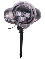 cheap -1pc 6 W Lawn Lights Garden Light Outdoor Lighting Projector Light White 100-240 V Outdoor Lighting 1 LED Beads
