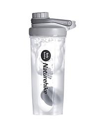 abordables -bouteille mélangeur classique bouteille shaker haut-shaker, 28 onces paquet de 2, clair / gris