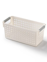 cheap -High Quality with Plastics / Stainless Steel + Plastic Storage Boxes Everyday Use Kitchen Storage 2 pcs