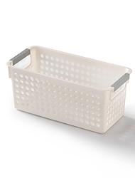 Недорогие -Высокое качество с Пластик / Нержавеющая сталь + пластик Коробки для хранения Повседневное использование Кухня Место хранения 2 pcs