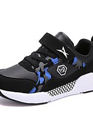 abordables -Garçon Confort Polyuréthane Chaussures d'Athlétisme Grands enfants (7 ans et +) Marche Noir / Vert / Bleu Automne