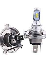 cheap -4/2/1pcs H7 H8 H11 9005 9006 HB4 H1 H3 3570 Chip Canbus External Led Bulb Car Led Fog Driving Lights Lamp Light Source 12-24V