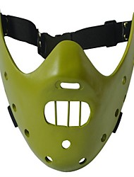 cheap -Holiday Decorations Halloween Decorations Halloween Masks Party / Decorative Green 1pc