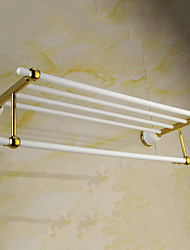cheap -Towel Bar New Design / Cool Modern Stainless Steel 1pc Double Wall Mounted