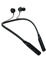 cheap -LITBest SC-J16 Neckband Headphone Wireless Mobile Phone Bluetooth 5.0 Noise-Cancelling Stereo Dual Drivers