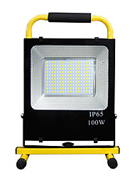 cheap -1pc 100 W 150 W LED Floodlight Flashlight Waterproof White 85-265 V Outdoor Lighting 180-220 LED Beads