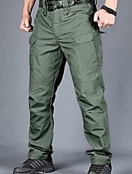 cheap -Men's Basic Chinos Pants - Solid Colored Army Green Gray Khaki US36 / UK36 / EU44 US38 / UK38 / EU46 US40 / UK40 / EU48