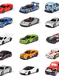 Недорогие -1:64 Игрушечные машинки мини Транспорт Автомобиль Машинки Формулы 1 Гоночная машинка Cool моделирование утонченный сплав цинка / Дети