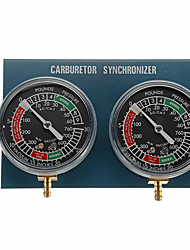cheap -2 Gauges Carburetor Synchronizer Carb Vacuum Sync Tuner Tool Fit For Motorcycle