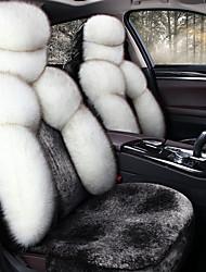 cheap -Shangxiang  down car cushion winter new plush plant-down warm seat seat seat set  keep warm/Airbag compatibility/Family car/SUV