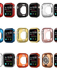 cheap -Cases For Apple Watch Series 5 / Apple Watch Series 4 TPU Compatibility Apple