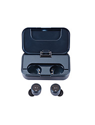 cheap -LITBest K1 TWS True Wireless Earbuds Wireless Mobile Phone Bluetooth 5.0 Noise-Cancelling Stereo Dual Drivers