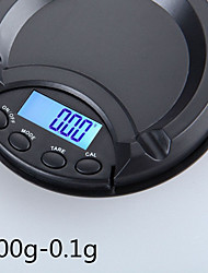 cheap -Jewelry scale Portable Digital Jewelry Scale For Office and Teaching Home life Kitchen daily
