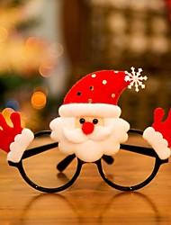 cheap -Children'S Christmas Present Festival Decoration Glasses