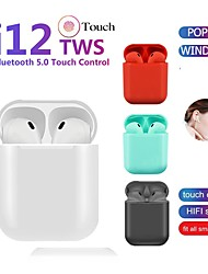 cheap -LITBest LX-12 TWS True Wireless Earbuds Wireless Earbud Bluetooth 5.0 with Microphone with Charging Box