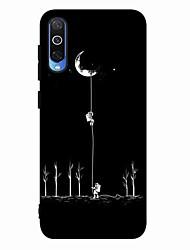 cheap -Phone Case For Samsung Galaxy Back Cover S9 S9 Plus S8 Plus S8 A6 (2018) A6+ (2018) A5 A8 2018 A8+ 2018 J6 Frosted Pattern sky TPU