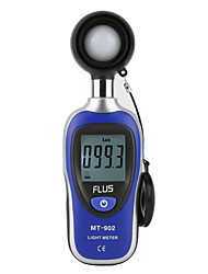 Недорогие -mt-902 цифровой люксметр люксметр температура 0-20000 мини люкс люксометр люминометр фотометр люкс / фк тестер экспонометр