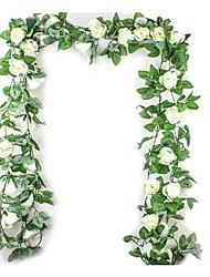 Недорогие -Искусственные Цветы 1 Филиал Современный Свадьба Розы Pастений Букеты на стол