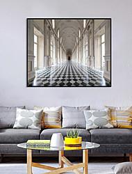 cheap -Framed Art Print Framed Set - Abstract Landscape PS Photo Wall Art