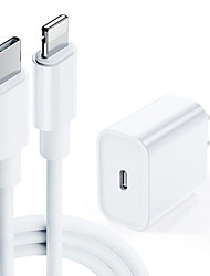 cheap -18W Fast Charge PD Charger for Apple iPhone 11 Pro 8 Plus XR XS Max iPad USB Type C US and European Power Adapter