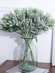 abordables -fleur artificielle feuille d'olivier plante décoration de la maison mariage
