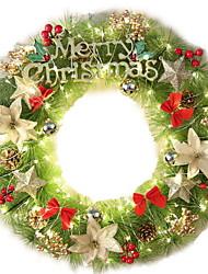 cheap -1 set Christmas tree Night Light Warm White AA Batteries Powered Decorative Christmas Decoration 5 V Christmas