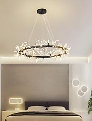 cheap -24 Bulbs 66 cm Creative Chandelier Metal Industrial Novelty Painted Finishes Country Nordic Style 110-120V 220-240V