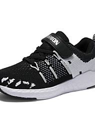 cheap -Boys' / Girls' Comfort Mesh Athletic Shoes Little Kids(4-7ys) / Big Kids(7years +) Running Shoes / Walking Shoes Black / Orange / Pink Spring / Fall