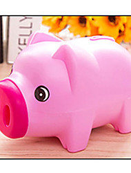 cheap -Piggy Bank / Money Bank Pig Cartoon Cute 1 pcs Teenager Children's Boys' Girls' Toy Gift