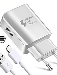cheap -Universal D5 USB Quick Charge 3.0 5 Volt 2.1A for Iphone EU US Plug Usb Charger Cell Phone Fast Charger for Samsung Huawei