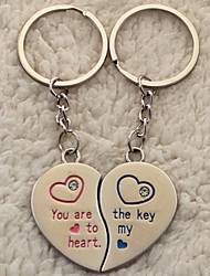 cheap -Keychain Toy Gift / Metalic