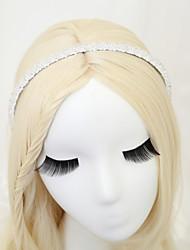 cheap -Crystal / Alloy Headbands with Crystal 1 Piece Wedding Headpiece