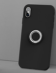 cheap -Apple iphone11 mobile phone case for 11pro max/xs/7P protective cover magnetic car ring bracket