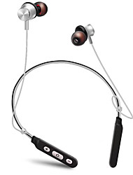 cheap -LITBest M8 Neckband Headphone Wireless Sport Fitness Bluetooth 4.1 Stereo Dual Drivers with Volume Control